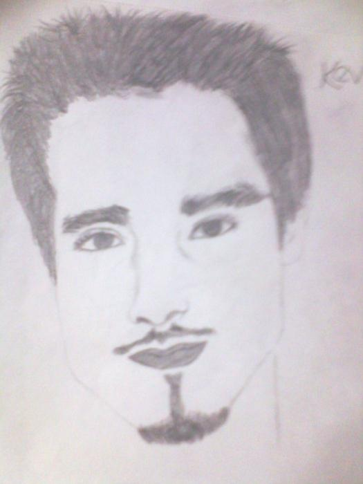 Kevin Richardson por Anaispretty